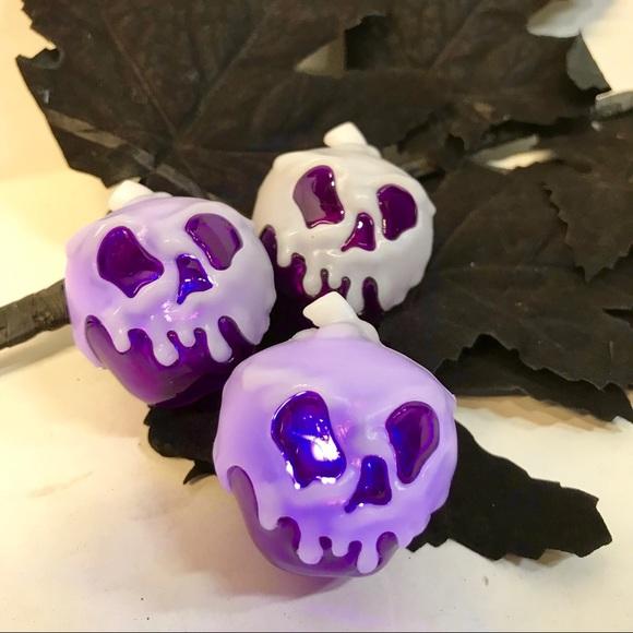 Disney Other - SOLD Disney Evil Queen Poison Apple Light Up Cubes